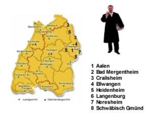 Gerichtsbezirk